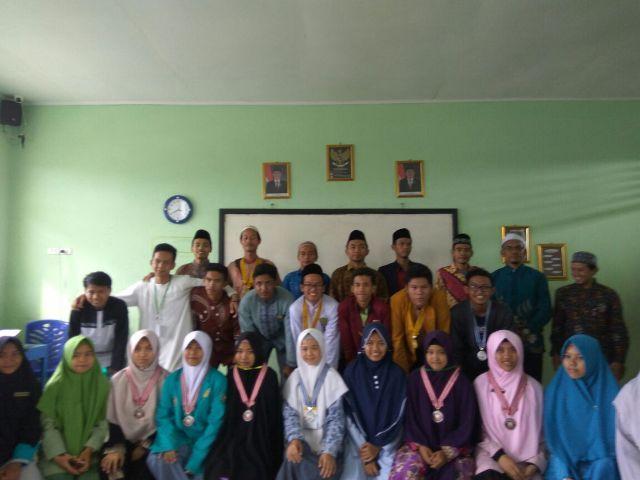 Perjuangan berbuah Prestasi Tinggi di Bandar Lampung