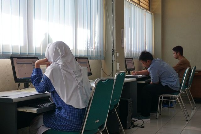 Pengumuman Hasil Seleksi SMA Muhammadiyah 1 Yogyakarta Gelombang 1