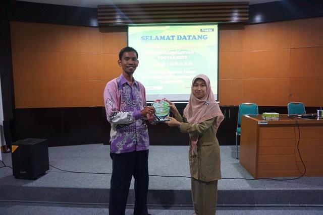Kunjungan Universitas Muhammadiyah Lampung